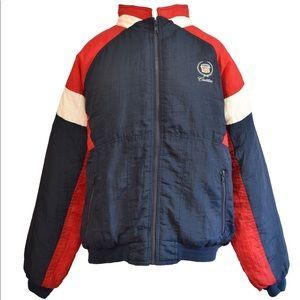 Vintage Cadillac Dunbrooke Puffer Ski Jacket